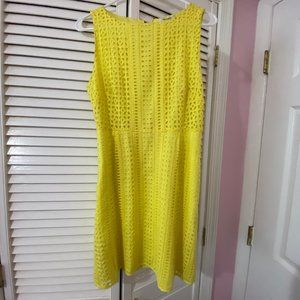 MADEWELL Yellow Dress - Size 2